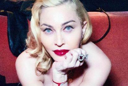 Madonna se salta la censura moralista de Instagram con un posado de lo más erótico