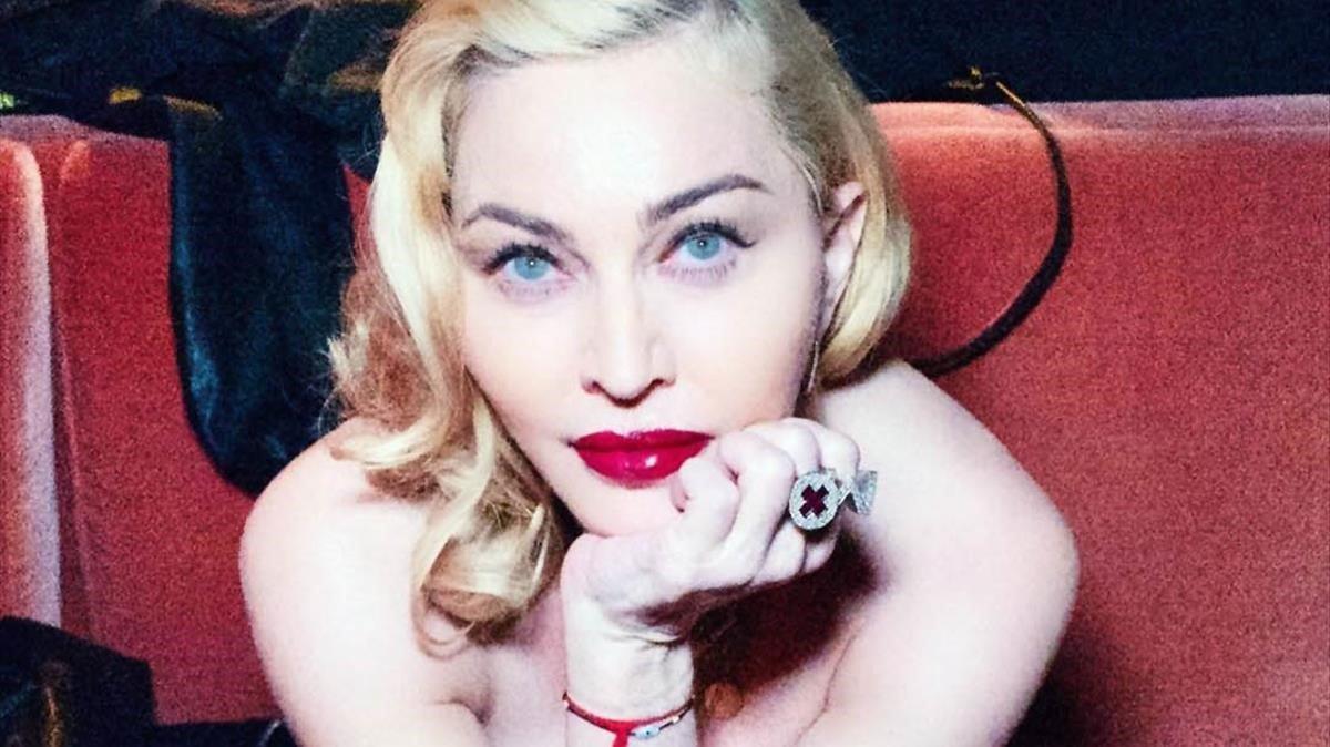 Madonna no pasa el filtro de Instagram y termina censurada