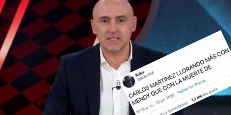 """Maldini se harta de un trol tuitero y lo manda a pastar: """"¡Membrillo!"""""""