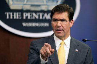 """El jefe del Pentágono visitará China ante las """"actividades malignas del Partido Comunista"""""""