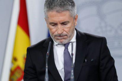 Marlaska, de rodillas ante ETA: acerca a tres terroristas a País Vasco y ya son 49 con el 'beneplácito' de Sánchez e Iglesias