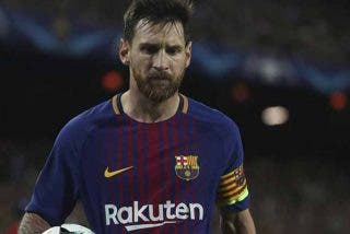 El Barça pone a la venta a cinco futbolistas en su obsesión por retener a Messi