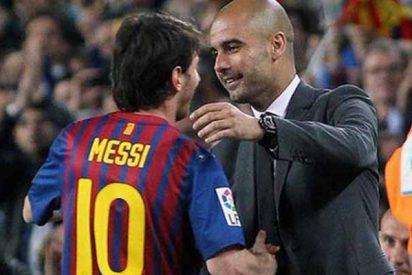 La respuesta tajante de Guardiola cuando le preguntan si el City fichará a Messi