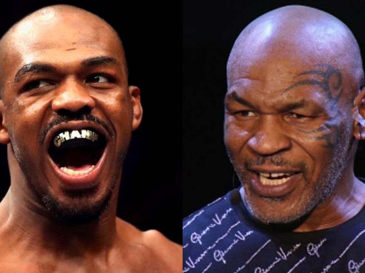 Mike Tyson reta a Jon Jones a una pelea por 100 millones y su respuesta estremece al mundo del boxeo