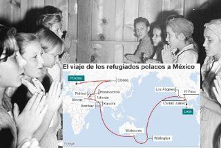 La 'Pequeña Polonia' de México a la que llegaron cientos de refugiados de la Segunda Guerra Mundial