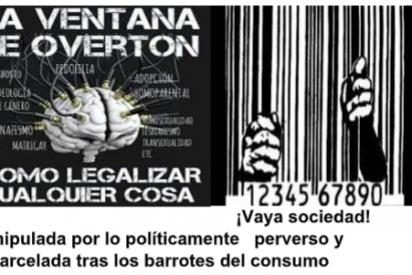 """Manuel del Rosal: """"La ventana Overton y la estupidez humana"""""""