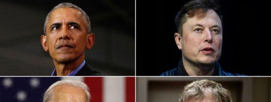 Piratas informáticos hackean las cuentas en Twitter de Obama, Musk, Biden y Gates y montan una gran una estafa con Bitcoin