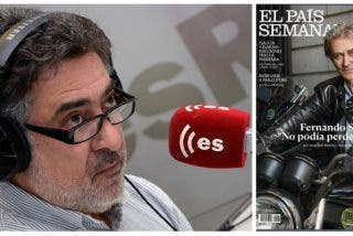 """Luis del Pino habla sobre el posado de Fernando Simón: """"Además de incompetente, este tío es un perfecto gilipollas"""""""
