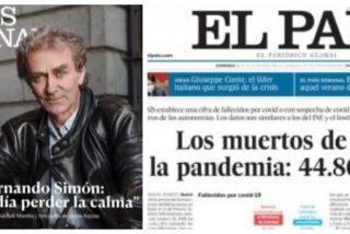 El Quilombo / 'El País' deja ahora como un embustero a Simón tras colgarle la medalla de héroe