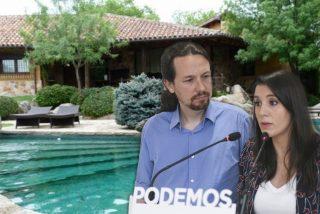 """Pablo Iglesias e Irene Montero serán demandados por acosar a sus vecinos de Galapagar con """"coacciones y denuncia falsa"""""""