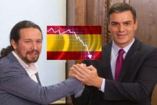 """Eduardo Inda: """"Somos los parias de Europa gracias a Sánchez y a Iglesias"""""""