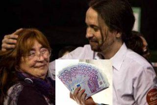 Podemos, la tía de Pablo Iglesias, el casoplón y otros chachullos del montón