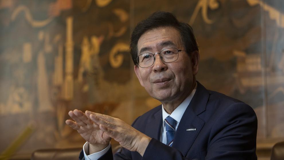 Pánico en Corea del Sur tras la misteriosa desaparición del alcalde de Seúl