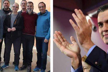 El golpe de Sánchez a la Justicia: Junqueras y los demás presos del 1-O encaminados al tercer grado