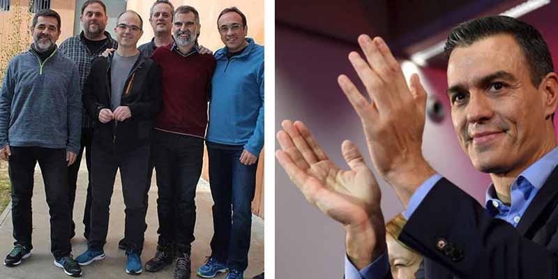 Bulla en laSexta: Junqueras les elige para ir dando a los españoles la vaselina necesaria para tragar con su indulto