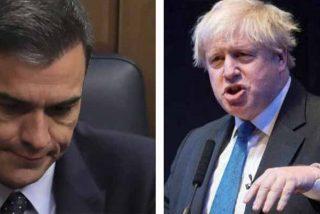 La decisión de Boris Johnson que 'sacude' a Sánchez y lo deja como un totalitario moderno en Europa
