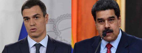 Denuncian a Nicolás Maduro por hacer lo mismo que Pedro Sánchez, ocultar los muertos por COVID-19