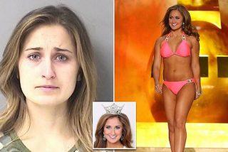 Una Miss pasará dos años en prisión por mandar fotos íntimas a su alumno menor de edad