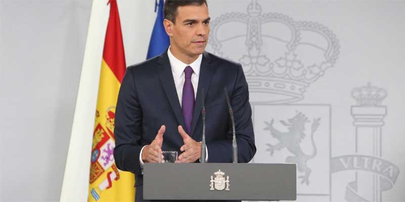 """El vanidoso Pedro Sánchez presume de haber trasnochado """"dos días seguidos"""""""