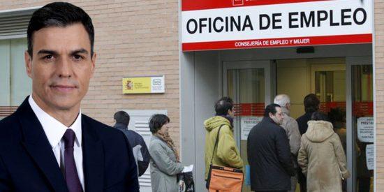 España: El paro sufrió en junio su mayor alza este mes desde 2008 y ya hay 3,8 millones de desempleados