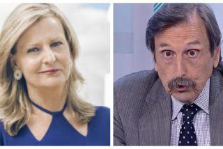 """El Minuto de Oro de Isabel San Sebastián dejando KO a Antonio Papell: """"Siempre ha sido un sectario """""""