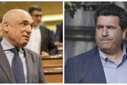 Simancas empalidece con la confesión de Marjaliza: confirma ante el juez que financió con un millón en negro al PSOE de Madrid
