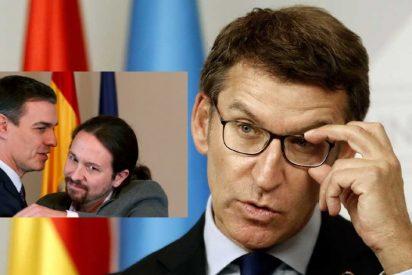 Podemos se hunde en Galicia y País Vasco y arrastra al PSOE, lastrado por el chalet y las trapacerías de Pablo Iglesias