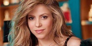 Shakira se enfunda un ajustadito vestido metálico y enloquece a internet