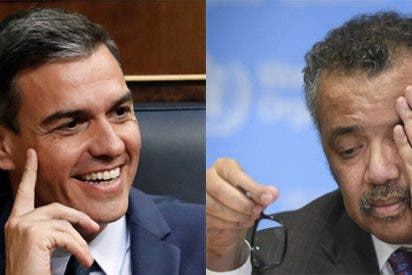 ¿Compró Pedro Sánchez los 'piropos' de la OMS con 6,25 millones de euros?