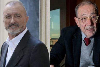 El duro troleo de Pérez-Reverte al socialista Javier Solana por su disparatado pésame a Juan Marsé