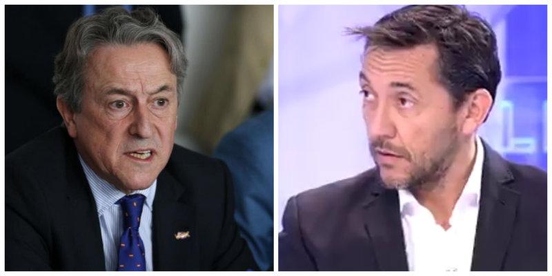 """Vapuleo a Javier Ruiz por sostener la gran mentira del comité de expertos de Sánchez: """"Eres un estafador mediático"""""""