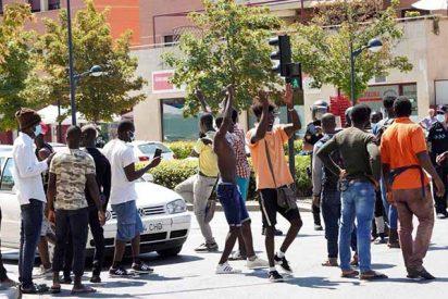 Así sembraron el pánico en Albacete cientos de inmigrantes: infectados con COVID-19, saltándose la cuarentena y agrediendo a los vecinos