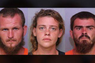 Se comen 10 hamburguesas después de asesinar a tres hombres