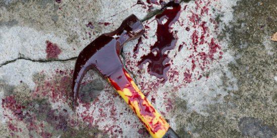 Matan a una mujer con un martillo y arrojan a un contenedor su cadáver envuelto en una cortina de baño
