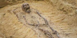 Polonia: encuentran los cadáveres de 100 niños con monedas en la boca en una fosa en el bosque