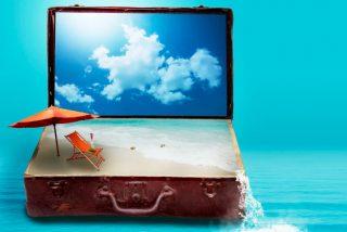 Poco mas de una de cada tres familias españolas piensa irse de vacaciones este verano