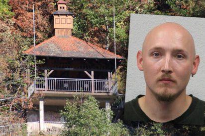 La policía de Alemania busca al 'Rambo' que está escondido y armado en la Selva Negra