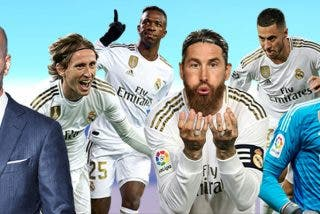 El Real Madrid es Campeón de Liga y deja k.o. al Barça a falta de una jornada