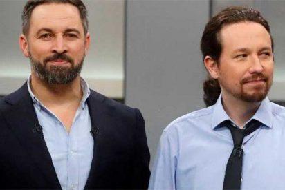 El libelo podemita de Dina destapa otro gran 'escándalo' de la derecha: Abascal vive en una bonita casa de Arturo Soria