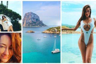 Un día de vacaciones con... Adara Molinero: hotel de lujo y alta cocina en Ibiza para desconectar de un durísimo año