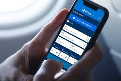 Air Europa te permite estar conectado durante todo el vuelo, sin límite de tiempo ni de megas