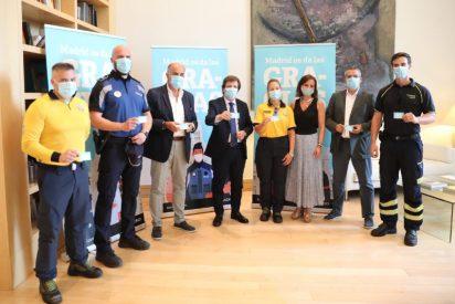 El Ayuntamiento de Madrid invita a sanitarios y fuerzas de seguridad a disfrutar de su oferta turística y cultural