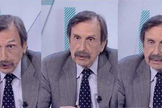 """El tertuliano que """"demandará"""" a Espinosa de los Monteros por sugerirle """"tratamiento psiquiátrico"""" mandó """"al psiquiatra"""" a Carlos Iturgaiz"""