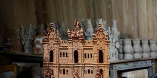 Cultura viva: Artesanos peruanos reinventan su arte en tiempos del Covid-19