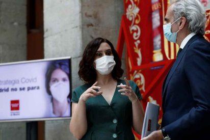 Díaz Ayuso impone en Madrid la profecía de Orwell