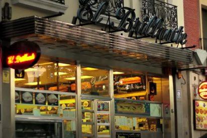"""Bar """"El Brillante"""" de Madrid pega un """"auténtico sablazo"""" a un cliente"""