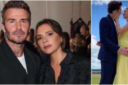 El espectacular regalo que los Beckham han hecho a su hijo Brooklyn por su boda tiene truco (y presupuesto ilimitado)