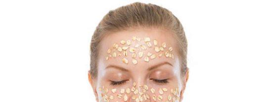 Beneficios de la avena para la piel