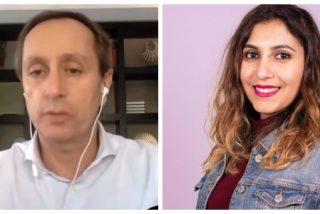 """El Minuto de Oro de Carlos Cuesta sobre el 'caso Dina': """"Es la radiografía de cómo entiende la política esta gentuza"""""""