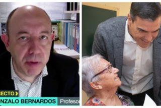 """El Quilombo / El economista favorito del duopolio mete miedo a los jubilados: """"Sánchez bajará las pensiones"""""""